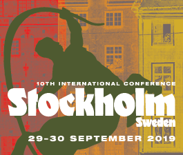 International Conference 2019 Stockholm, Sweden