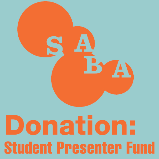 SABA STUDENT PRESENTER FUND DONATION
